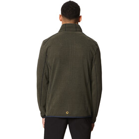Regatta Torrens Fleece Jacket Men, dark khaki